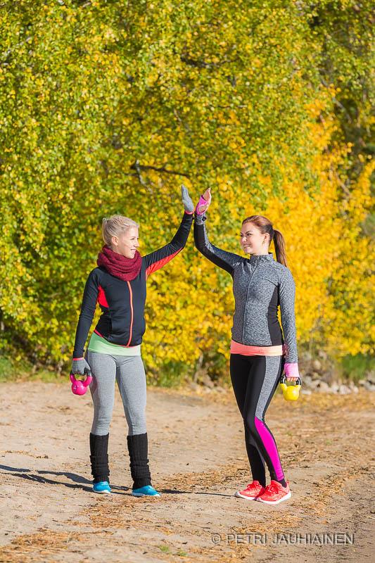 Fitness valokuvaaja Petri Jauhiainen Kuopio